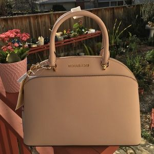 Michale Kors Emmy Large Satchel